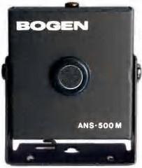 BOGEN ANS500M ADDITIONAL SENSE MICROPHONE