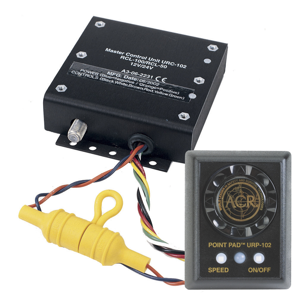 ACR 9283.3 UNIVERSAL REMOTE CONTROL KIT FOR RCL-50 & 100