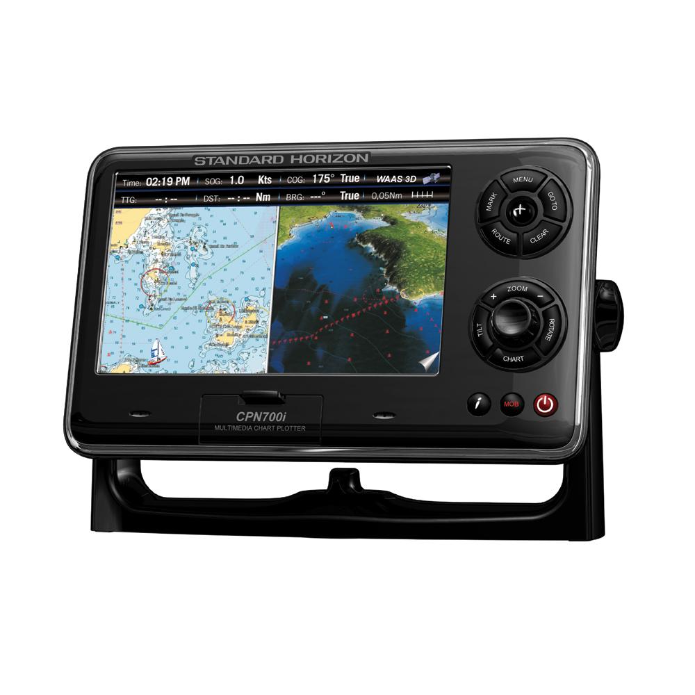 Standard Horizon CPN700i 7 Networking GPS w/Wi-Fi Preloaded