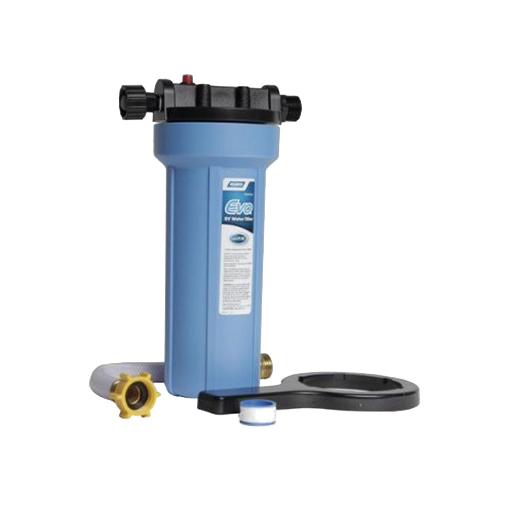 Camco Rv Evo Water Filter And Replacement Cartridge