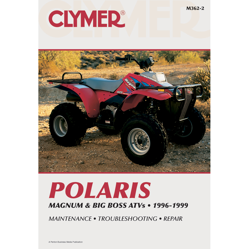 2000 Polaris Xplorer 250 Repair Manual