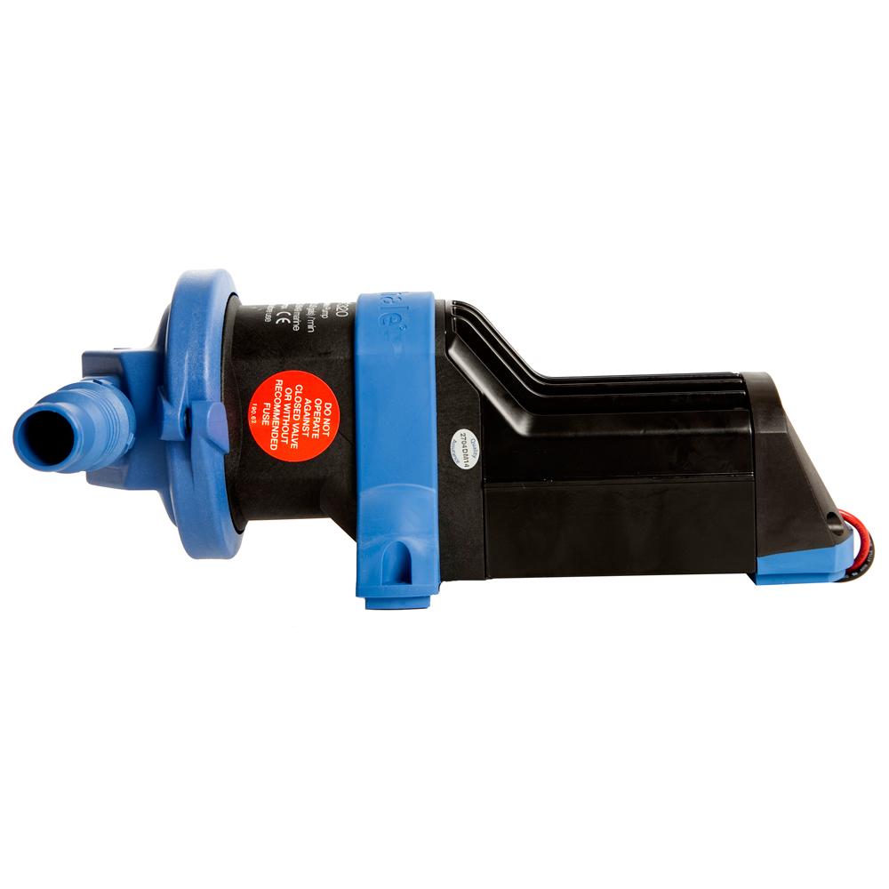 WHALE BP2052 Gulper 320 High Capacity Waste/Bilge Pump 12V