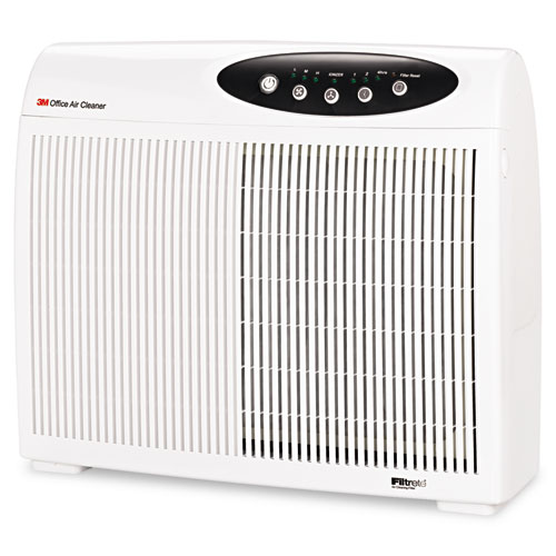 3M OAC150 Office Air Cleaner w/Filtrete Media Filter, 192 sq ft Room Capacity