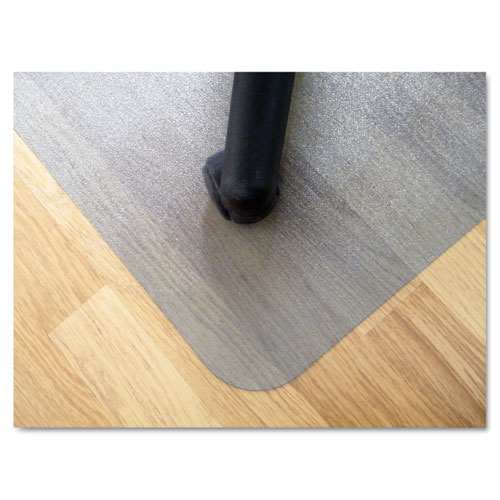Floortex Eco4879ep Ecotex Revolutionmat Recycled Chair Mat For Hard Floors, 48 X 79 at Sears.com
