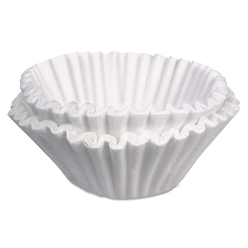 BUNN-O-MATIC 20113.0000 Commercial Coffee Filters, 10 Gallon Urn Style, 250/Pack