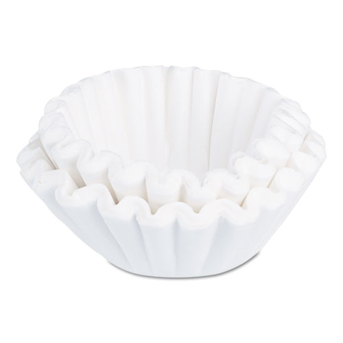 BUNN-O-MATIC 20125.0000 Commercial Coffee Filters, 6-Gallon Urn Style, 250/Pack