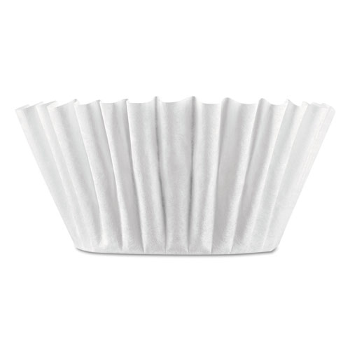 BUNN-O-MATIC 20104.0001 Coffee Filters, 10/12-Cup Size, 100 Filters/Pack