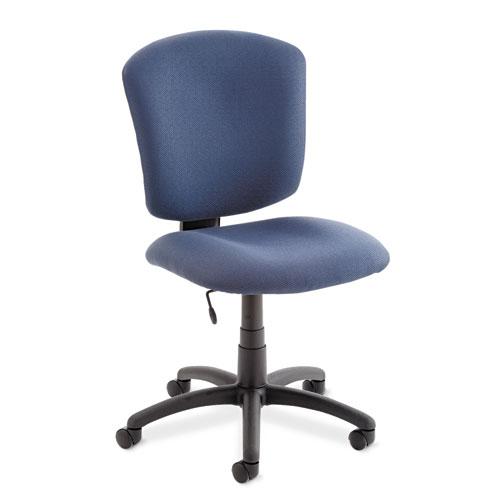 Global Industries 5337-6bk-pb08 Supra X Medium-back Task Chair, Ocean Upholstery Fabric at Sears.com
