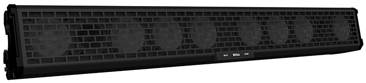 "BOSS AUDIO BRRC34 Recoil 10 Speaker 34"" Bluetooth Soundbar S"