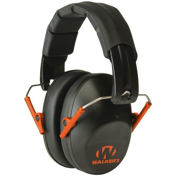 WALKERS GAME EAR GWP-FPM1-BKO PRO Low-Profile Folding Muff
